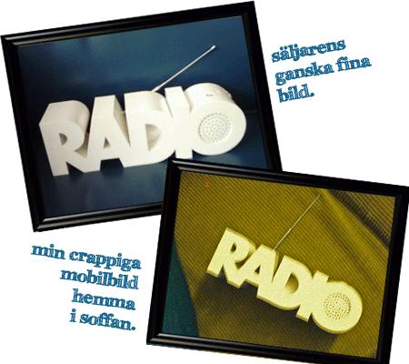 Radioradio.