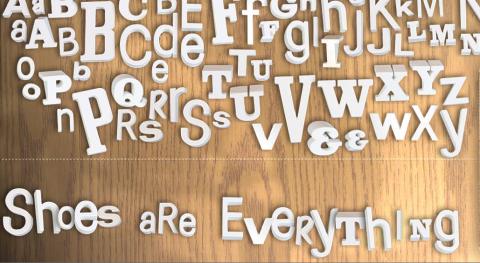Bokstavera ihop vilka ord du vill på den roliga hemsidan!