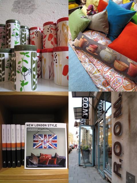 Guide till Stockholms inredningsbutiker: Room