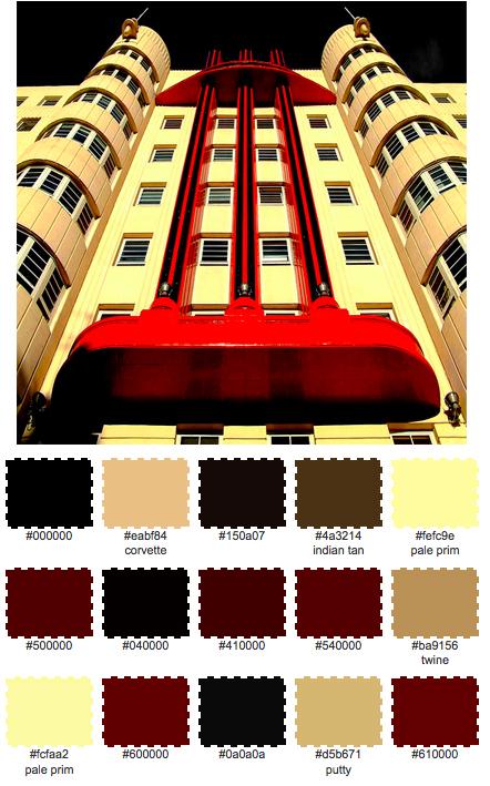 The Beresford Hotel öppnade 1938 i Glasgow.