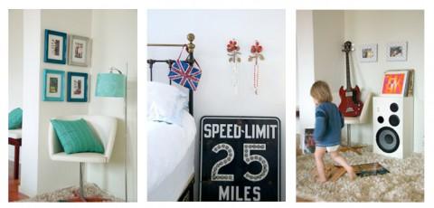 Fina inspirationsbilder från Vackra väggar, där du kan vinna presentkort!