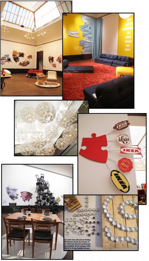 Några bilder från utställningen.