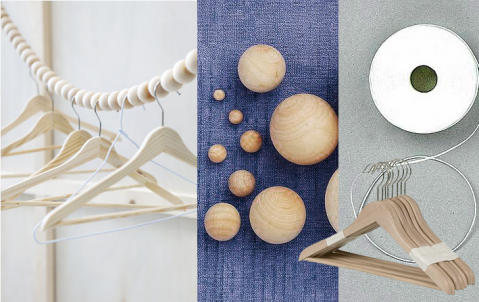 Inspiration från Trine Thorsen, gör-det-själv med hjälp av Panduro och IKEA.