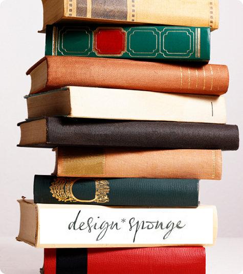 Design*sponge blir bok!