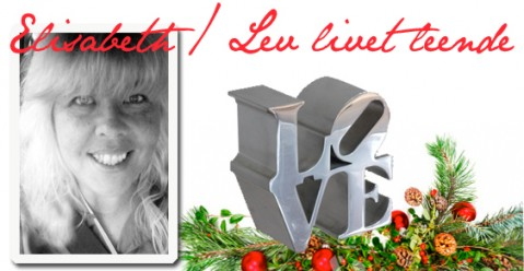 Julmys med: Elisabeth / Lev livet leende