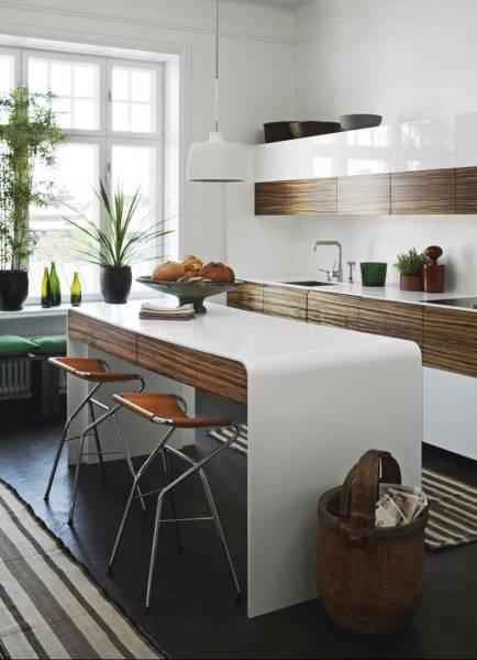 En av mina absoluta favoritbilder från Sköna Hem, ojoj vad jag gillar det här köket!