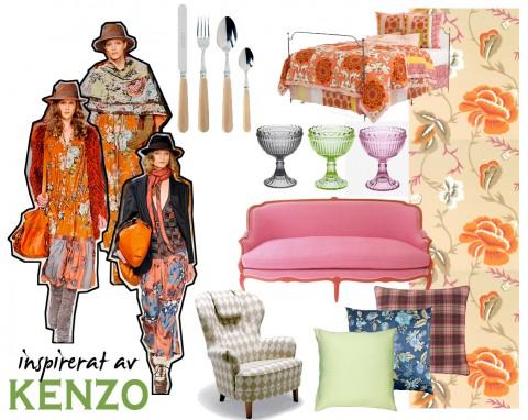 Kenzo firar 40 år i år!
