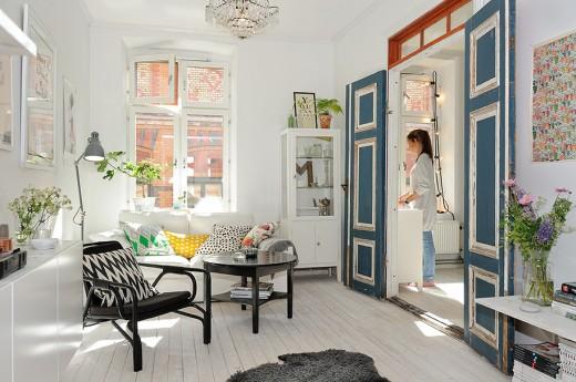 Älskar de där vackra dörrarna!