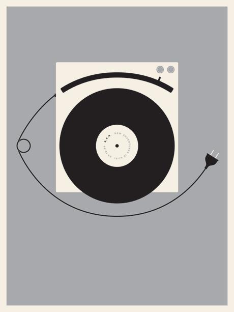 Cool affisch av Jason Munn.