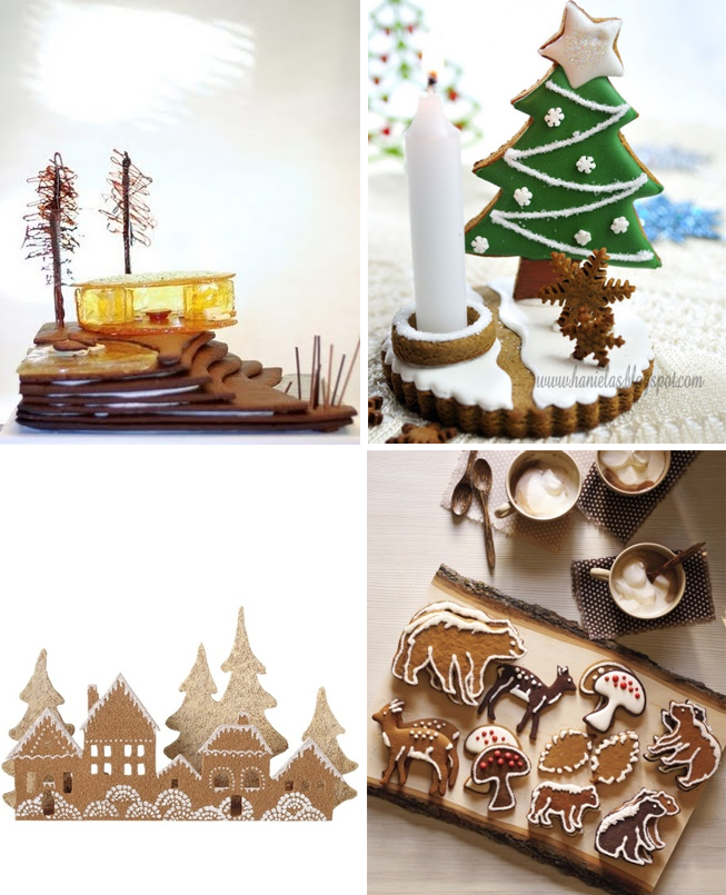 Gingerbread inspiration – Husligheter.se