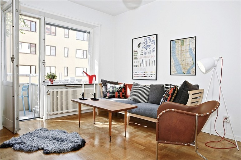 A home for sale in Stockholm – Husligheter.se
