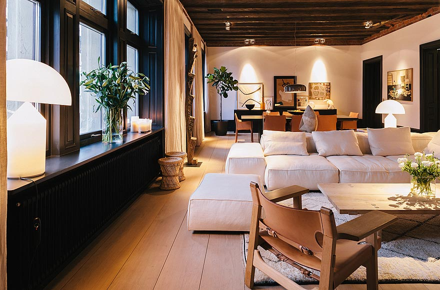 The home of Filippa K – Husligheter.se