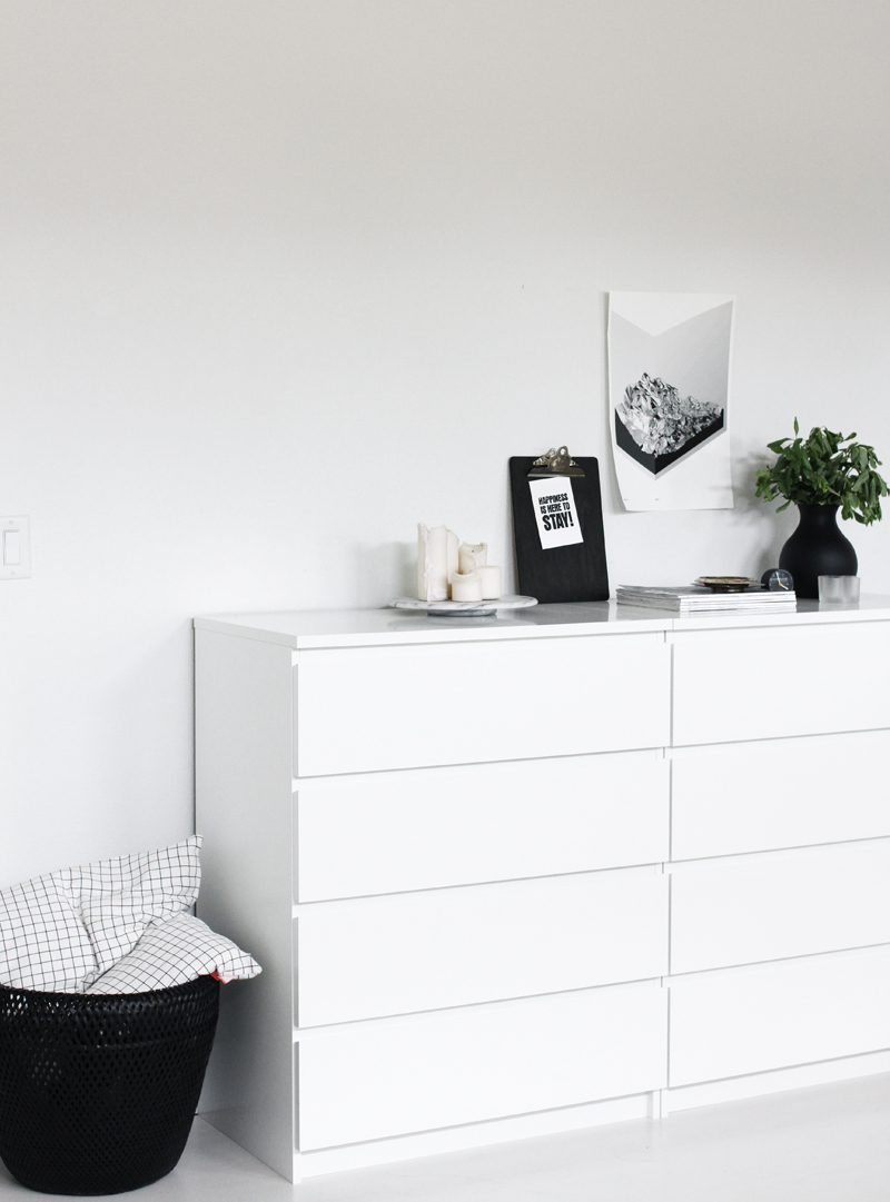 The bedroom of A Merry Mishap – Husligheter.se