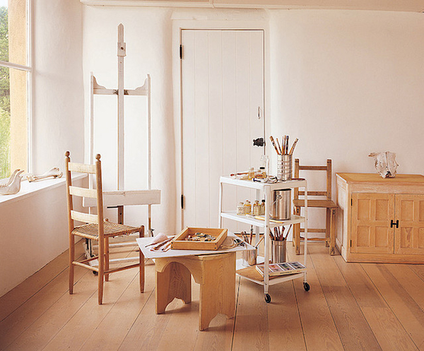 The studio of Georgia O'Keefe (Flavorwire) – Husligheter.se