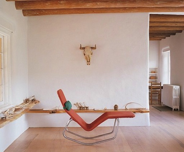 The studio of Georgia O'Keefe (Flavorwire) – Husligheter.se