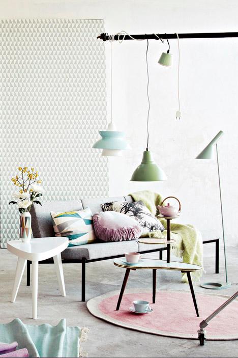 Pastel inspiration - Trender - Husligheter