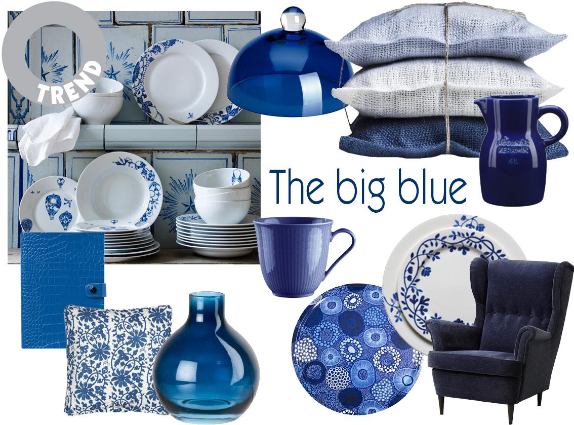 Trend: The big blue – Husligheter.se