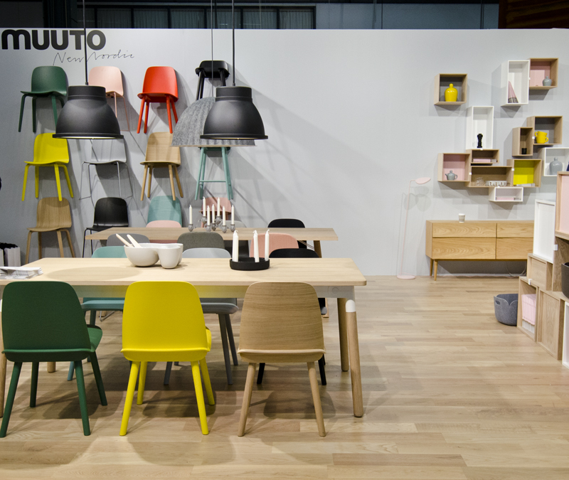 Muuto at Stockholm Furniture Fair 2013 – Husligheter.se