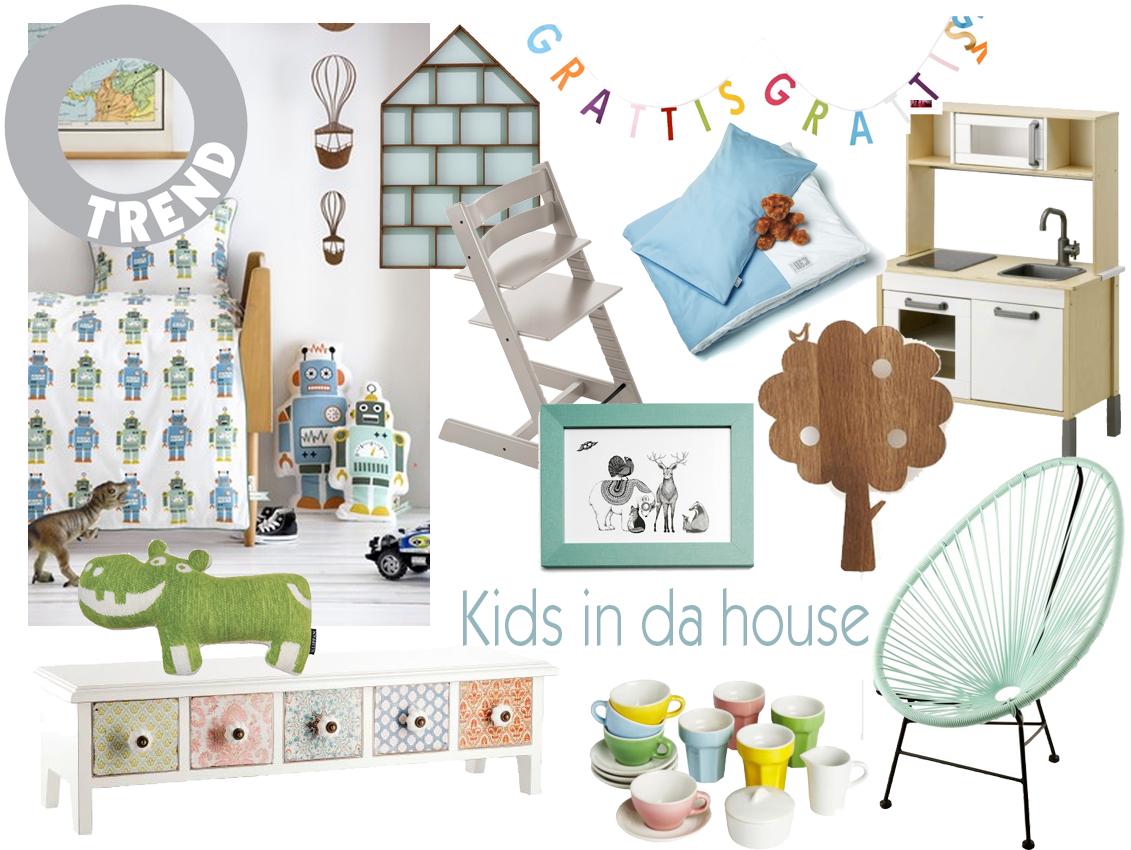 Kid's room inspiration – Husligheter.se
