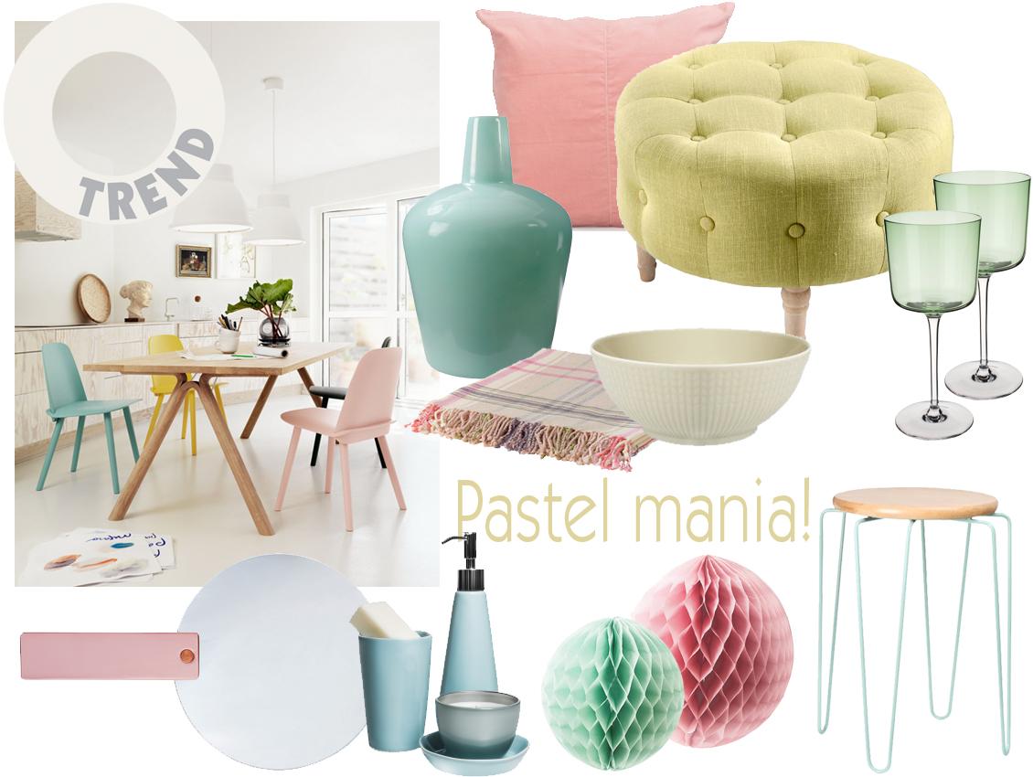 Trend: Pastels - Husligheter.se