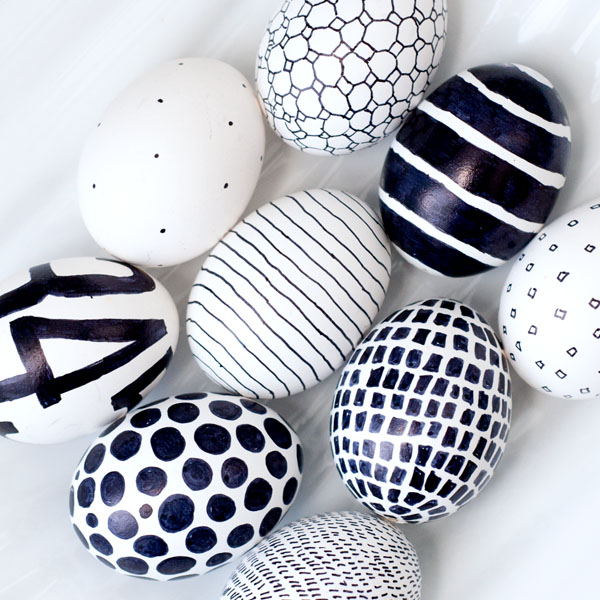 Sharpie Easter Eggs – Husligheter.se
