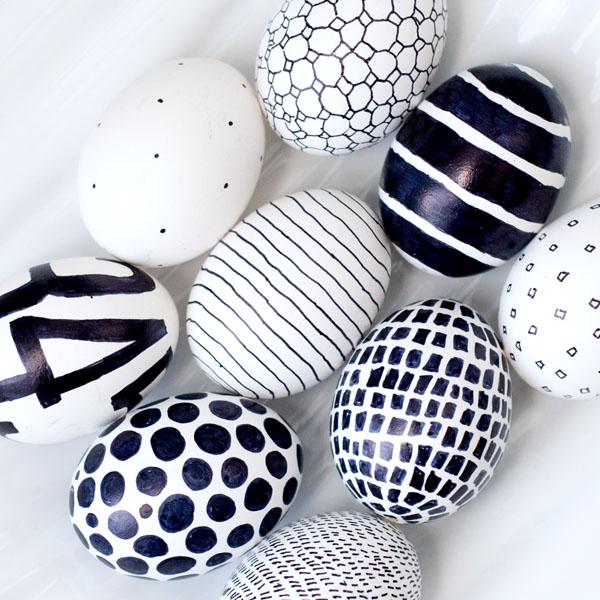 Sharpie Easter Eggs – Husligheter.se