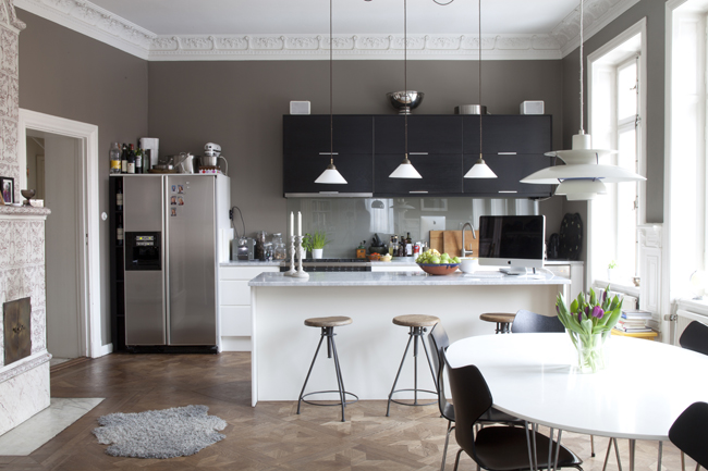 Home tour: Clara Laurent (photographer Amelia Widell) – Husligheter.se
