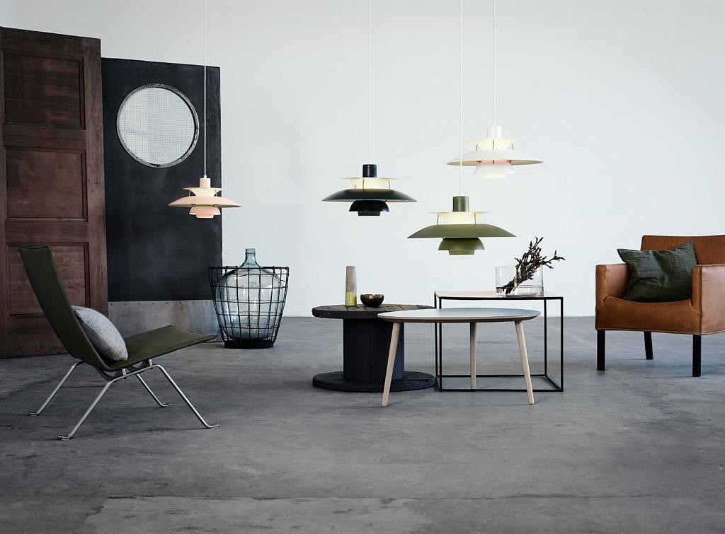 Louis Poulsen PH5 lamp Contemporary – Husligheter.se