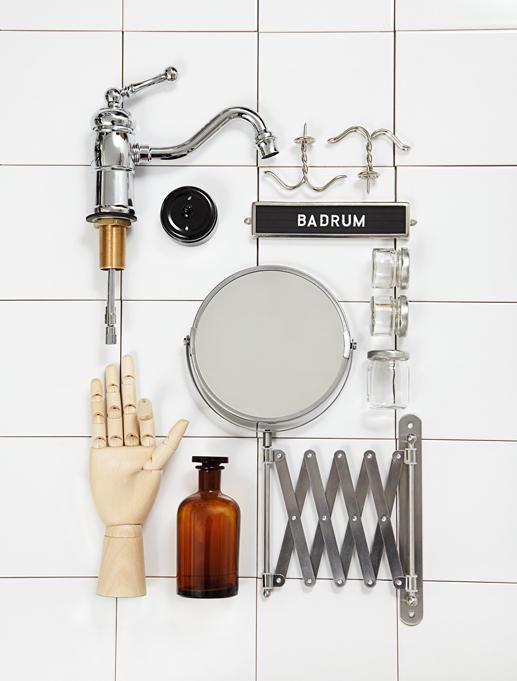 Bathroom inspiration from Plaza Interior (stylist Anna Malmgren, photo Christopher Hunt) – Husligheter.se