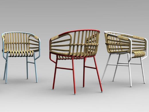 Raphia chair – Husligheter.se