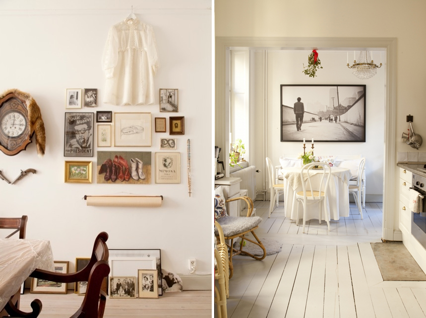 Home tour: Emma Frisk (photo by Amelia Widell) – Husligheter.se