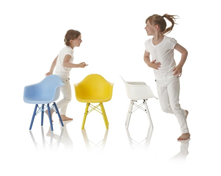 Eames inspired kids furniture from Little Nest – right or wrong? Husligheter.se