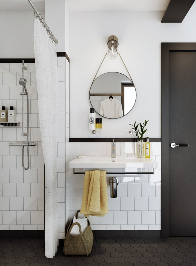 Bathroom inspiration - Husligheter.se