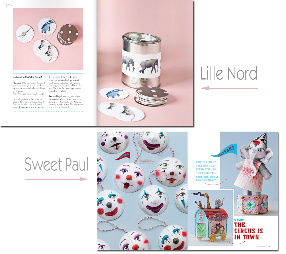 Sweet Paul and Lille Nord – Husligheter.se