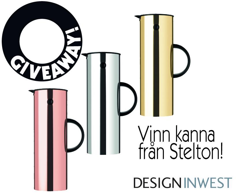 Giveaway: Stelton jug – Husligheter.se