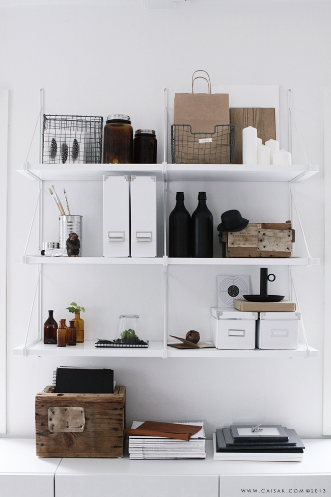 IKEA shelf Ekby Järpen (photo by CaisaK.com) – Husligheter.se