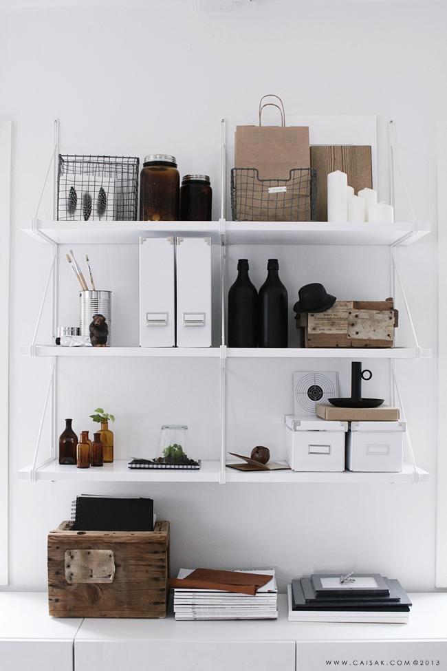 IKEA shelf Ekby Järpen (photo by CaisaK.com) – Husligheter.se