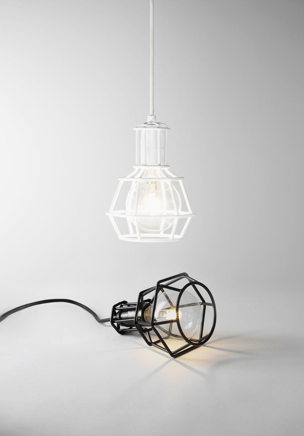 Work lamp by Designhouse Stockholm – Husligheter.se