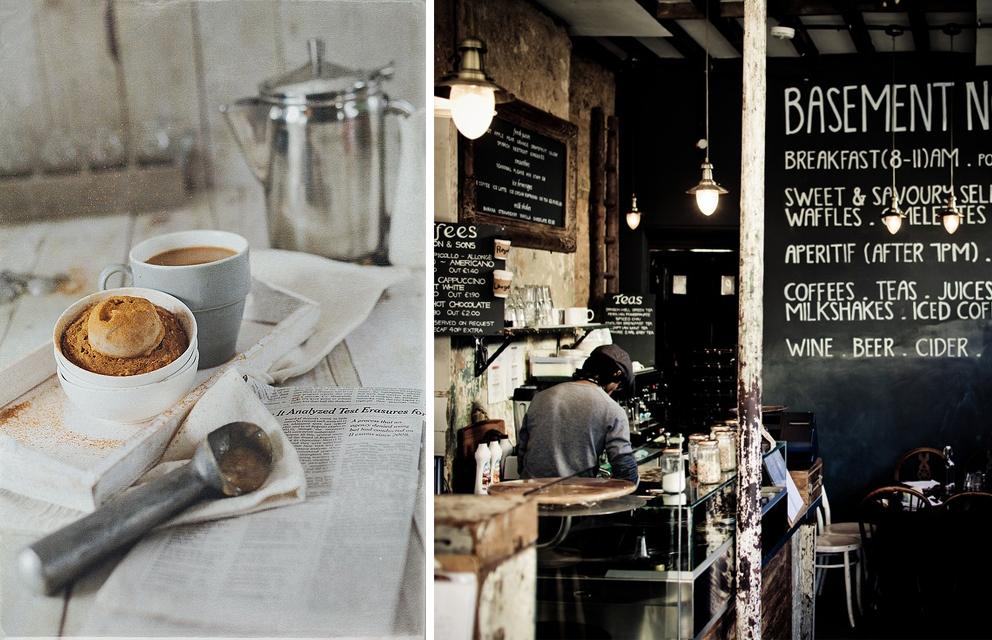 Blog roundup Pinterest board If I had a café (Volang) – Husligheter.se