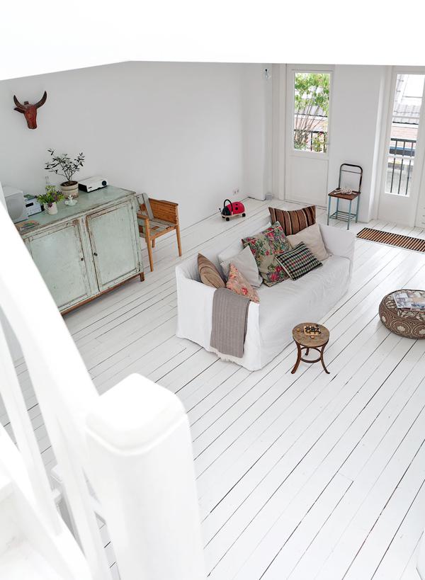 Vintage style apartment in Amsterdam – Husligheter.se