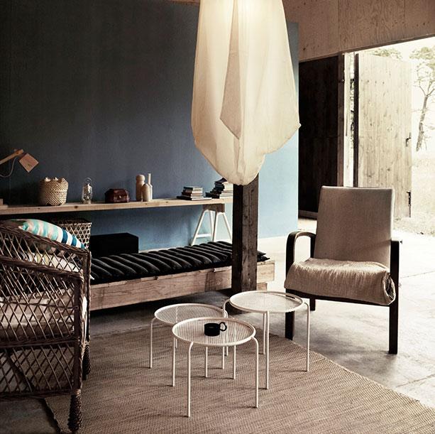 Factory style on Furillen, Sweden (Residence magazine, photo Pia Ulin, stylist Cilla Ramnek) – Husligheter.se