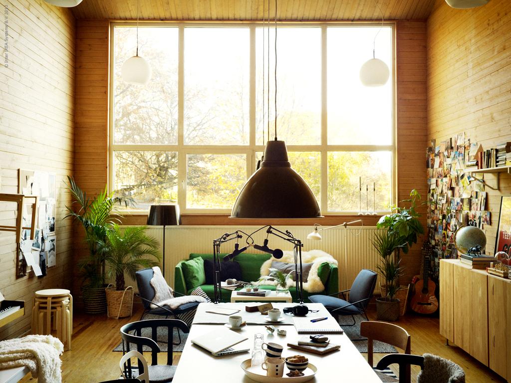 Home tour: Värvet studio in Vällingby (Livet hemma) – Husligheter.se