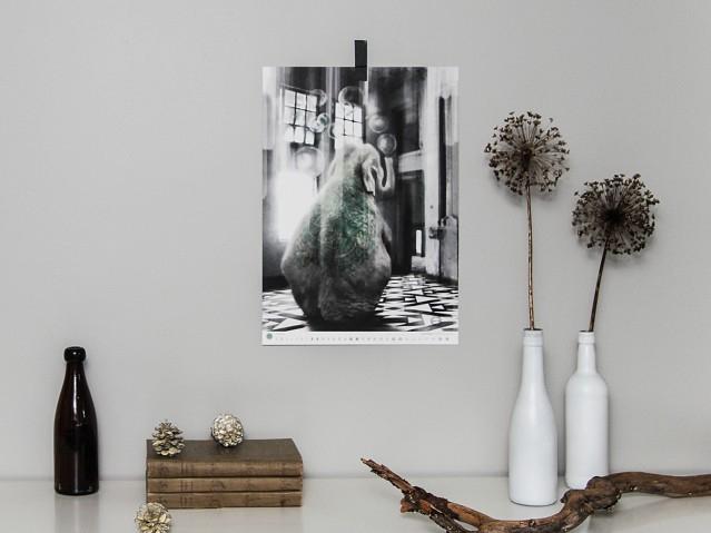 Calendar by Nordic design collective – Husligheter.se