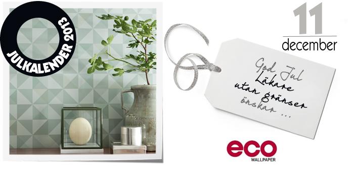 Vinn tapeter från Eco Wallpaper – Husligheter.se