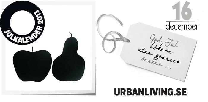 Tävla om print från Urban living