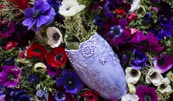 En vas av Tord Boontje för Mateus. Foto: pressbild