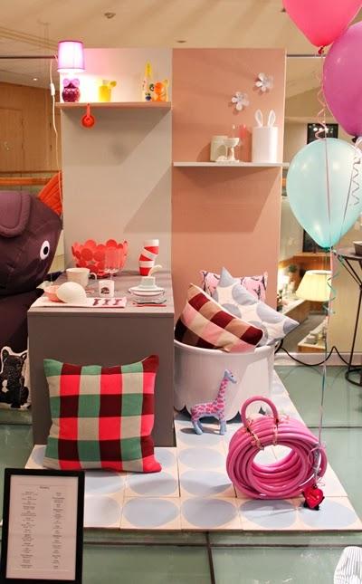 Nursery - en av trenderna som avhandlades på Stora trenddagen. Foto: Henrick Eriksson/Kråks stuga