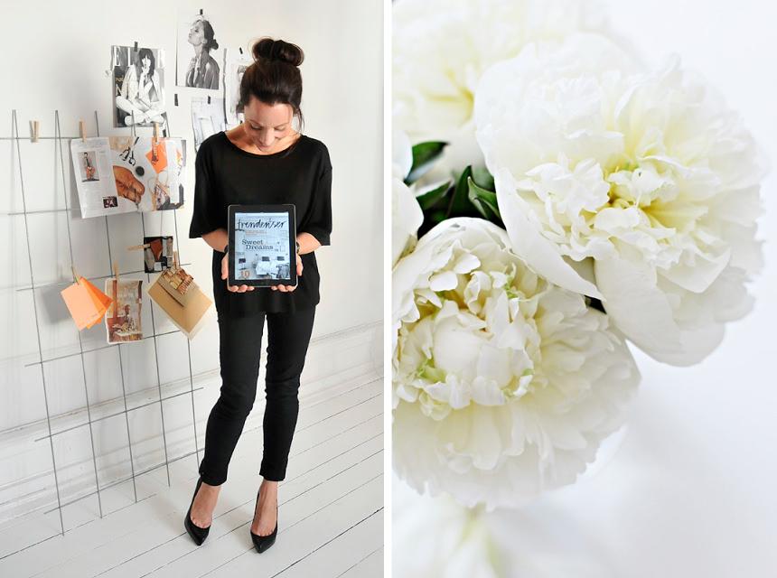 Tack och hej, iPad-Trendenser och Chez Larsson. Foto: Frida Ramstedt/Trendenser och Benita Larsson/Chez Larsson