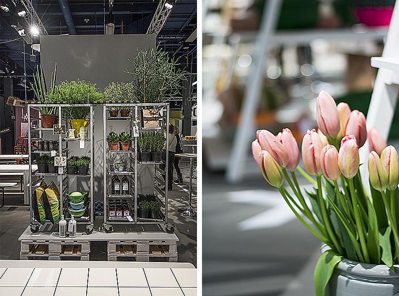 Back and on stage café at Formex spring 2014 (photo: Maria Soxbo/Husligheter.se)
