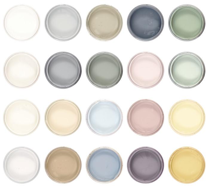 Auro paint collection by Byggfabriken – Husligheter.se